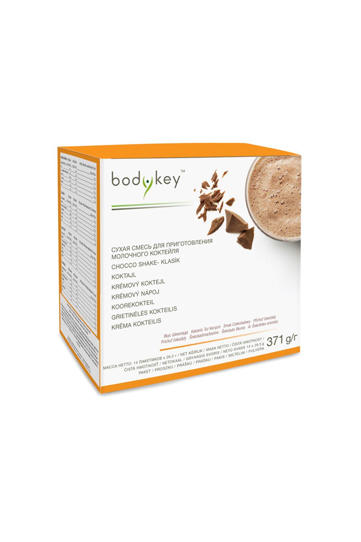 Klasik Kakaolu Toz Karışım bodykey™